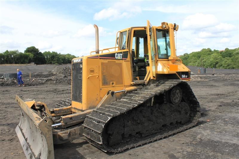 Cat D5n Dozer For Sale Used 2004